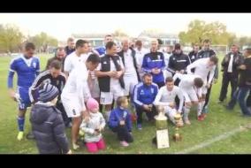 Видео голов финальной встречи Кубка Одесской области-2015 (телепроект «О, Спорт!»)