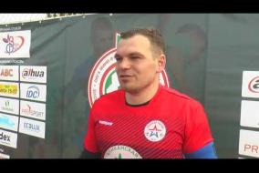 Интервью представителя ФК Красная Звезда