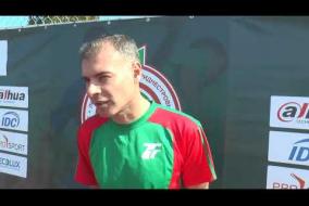 Интервью представителя ФК Тиротекс