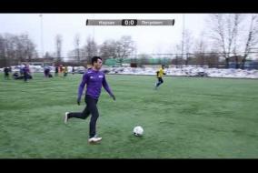 Нарзан - Петрович 0:0 (16.03.2019) обзор