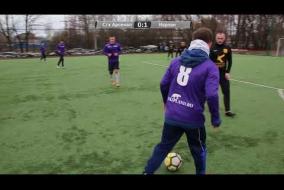 С/х Арсенал - Нарзан 1:3 (30.03.2019) обзор
