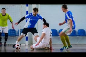 Плей-офф Д1. 1/4 финала. МФК Штурм — Прогресс. Третий матч