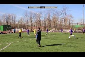 Нарзан - Фортуна-Арсенал 3:0 (06.04.2019) обзор