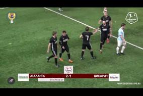 Аталанта – Цикорич - 3-3