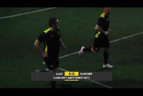 Обзор матча   12.AJAX - KARCHER#SFCK Street Football Challenge Kiev