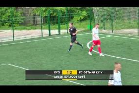 Обзор матча | 5. AUTOPROTECH 3 – 2 112 УКРАЇНА #SFCK Street Football Challenge Kiev
