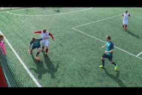 Обзор матча | 7. SC ADVOCATES 4 - 0 ТЕРРИКОН #SFCK Street Football Challenge Kiev