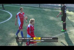Обзор матча | 10. GOLDEN HURRICANE 2 – 7 ЮРИННОВАЦИЯ #SFCK Street Football Challenge Kiev