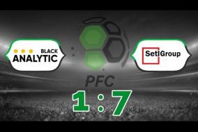 Black Analytic 1:7 Setl Group