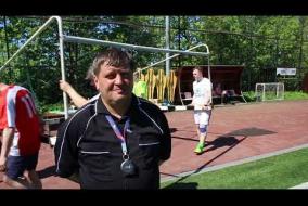 итоги сезона с арбитром Виктором Захаровым
