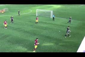 Спортманн-Фаворит – Аталанта - 3-4 (полный матч)