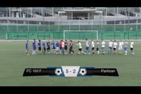 ФК 1017 -:- Partizan, 2 тур