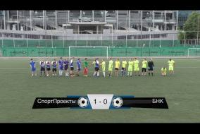 Спортивные Проекты -:- БНК