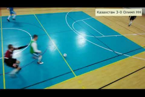 Третья лига 2018/19. Казахстан – Олимп НН 6:3
