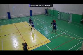 Вторая лига 2018/19. Феникс - Славутич 6:0