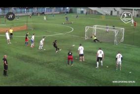 Футболофф – ТГК-Сервис - 0-1