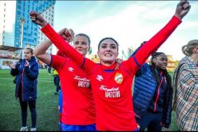 Лучшие голы 13-го тура женского чемпионата России