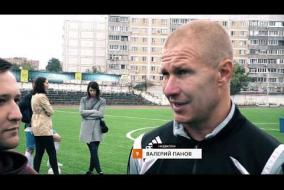 Флеш-интервью Валерия Панова, «Мэдисон»