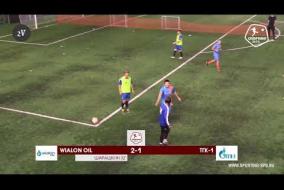 Wialon Oil – ТГК-1 - 6-1