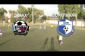 Тур 18. Обзор матча Dimax-Dorffmann 3:0