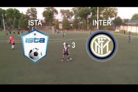 Тур 18. Обзор матча ISTA-Inter 1:3
