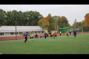 Фортуна-Арсенал - Нарзан 0:6 (28.09.2019) полная версия