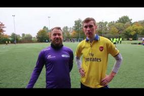 Фортуна-Арсенал - Нарзан: послематчевое интервью