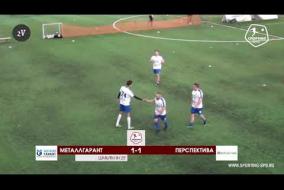 МеталлГарант – Перспектива - 3-3