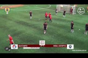 Балтавто – Нева-Легирус - 3-2