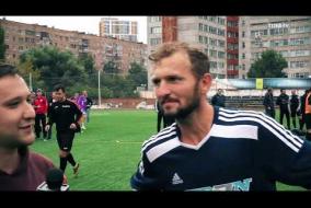 Флеш-интервью Олега Елисеева, «Атрон»