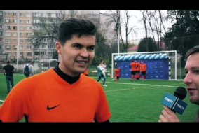Флеш-интервью Руслана Мурашкина, «Компания Апельсин»