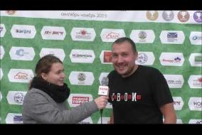 Юрий Афанасьев команда Свои&Наши 10 тур 19.10.19