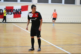 8 тур, iTechArt - Red Bisons 2-8 (запіс матча)