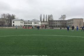 Газовик - Мельница. Матч за 3-е место.