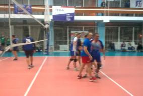 Чемпионат 2019-2020 Матч ПРОКУРАТУРА - ПВО Фрагмент 3 Бухтияров старший забивает 24-й мяч
