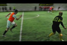 Обзор матча | ZEPPELIN 2-1 ФК SAINTS
