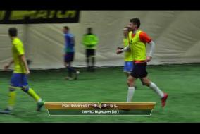 Обзор матча | РСК Флагман 13 - 3 DHL