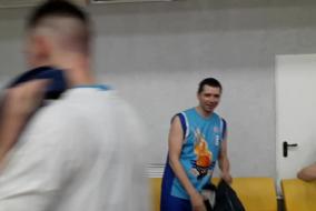 Баскетбол 2019-2020. Матч ГАЗПРОЕКТ - ВАСО. Фрагмент 4 Послематчевое интервью
