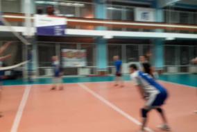 Волейбол 2019-2020 Матч В-СИНТЕЗКАУЧУК - ПРОКУРАТУРА. Фрагмент 1 Середина 2-го сета