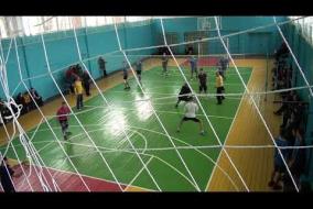 Волейбол. Кам'яне - Баштанка. Чемпіонат з волейболу Новобузького району. 3 партія