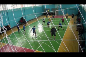 Волейбол. Кам'яне - Баштанка. Чемпіонат з волейболу Новобузького району. 1 партія
