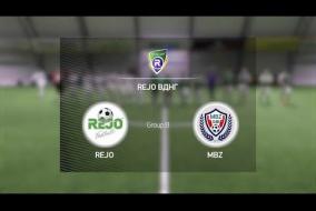 REJO 1-4 MBZ | Winter R-CUP | Твій регулярний турнір з міні-футболу