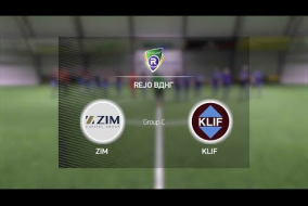 ZIM 5-4 Klif | Winter R-CUP | Твій регулярний турнір з міні-футболу