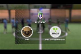 EVO 5-13 Smile Development | Winter R-CUP | Твій регулярний турнір з міні-футболу