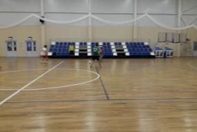 Футзал 2019-2020. Матч Офисмаг - ЭФКО. Фрагмент 1. первый тайм