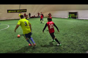 Обзор матча | DHL 3 - 4 ХУНТА