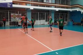 Волейбол 2019-2020. Матч СОЗВЕЗДИЕ - КОСМОС-НГ. Фрагмент 4. Концовка