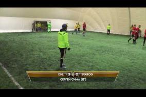 Обзор матча   DHL 3 - 3 SVAROG