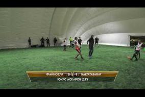 Обзор матча | ФАЙНОБУД 3 - 1 GALYATASARAY