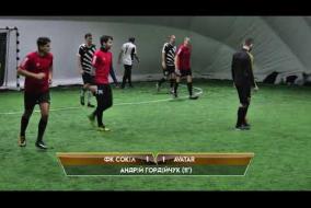 Обзор матча | ФК СОКІЛ 2 - 3 AVATAR